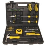 Stanley 94-248 65-Piece Homeowner's Tool Kit