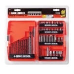 Black & Decker 71-966 Drilling and Screwdriving Set, 66-Piece