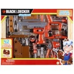 black-and-decker-90320-junior-deluxe-42piece-toy-tool-set-w