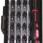 Boxer - Boxer 30 Pcs 4mm Precision Screwdriver Set - PK30