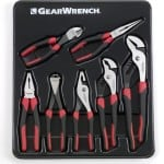 GearWrench 82108 7 Piece Standard Pliers Master set