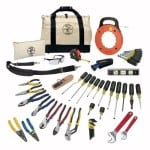 Klein Tools 80141 Journeyman Tool Set, 41-Piece